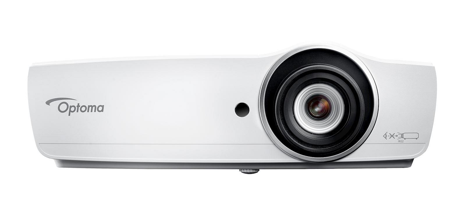 Optoma EH465 DLP 1080p Full HD Business Projector, 4,800 Lumens