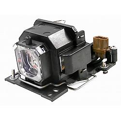 HITACHI CP-X2 Genuine Original Projector Lamp 1