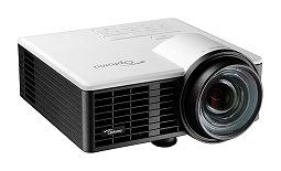 Optoma ML750ST Ultra-Compact 700 Lumen WXGA Short Throw LED Projector with MHL E