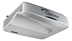 Optoma ZW300UST 3200-Lumen WXGA Ultra-Short Throw Laser DLP Projector