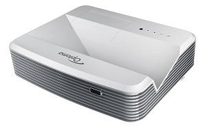 Optoma EH320USTi 4000-Lumen Full HD Ultra-Short-Throw DLP Projector