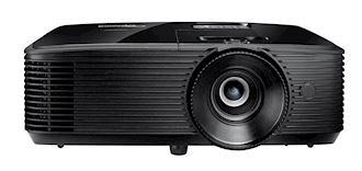 Optoma EH336 1080P 3,400 Lumens 3D DLP Office Projector, Black