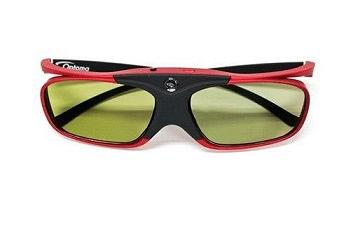 Optoma ZD302 DLP Link 3D Glasses