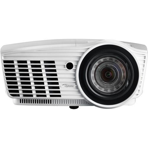 Optoma EH415ST 3500-Lumen Full HD Short-Throw DLP Projector